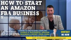 Steps To Getting Started On Amazon and Choosing Products - with Alex Rya...