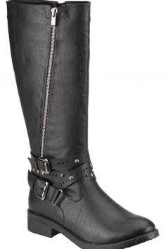 Polaris 52.353576.Z Siyah Kadın Çizme https://modasto.com/polaris/kadin-ayakkabi/br8019ct13 #modasto #giyim