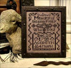 Susanna Folley Tombstone Angel by kathybarrick on Etsy