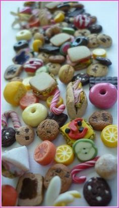 This lens is about my newly discovered passion - Polymer clay crafts! I started to create miniatures from polymer clay in Nov 2012 and I absolutely...
