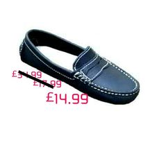 Boys Leather slip-on #shoe #sale #casualsmart