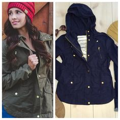 Everyone needs this jacket to kick off fall. It fits true to size and ships for free!    Sizing    Small 0-4    Medium 6-8    Large 10-12       Shop this product here: http://spreesy.com/pinkpineappleclothingcompany/134   Shop all of our products at http://spreesy.com/pinkpineappleclothingcompany      Pinterest selling powered by Spreesy.com