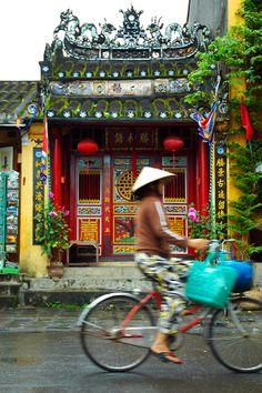 Colourful Hoi An - Vietnam