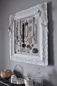 Simple DIY jewellery storage ideas - Jeweller Magazine: Jewellery News and Trends