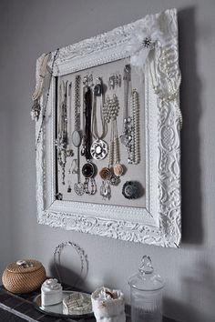 Simple DIY jewellery storage ideas - Jeweller Magazine: Jewellery News and Trends