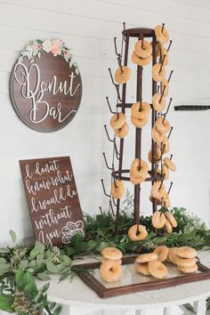 Donut Bar Sign, Floral Colorful Wooden Sign for Wedding or Party Donut Dessert Table or Bar Sign, Boho Wedding Decorations Creative Wedding Favors, Inexpensive Wedding Favors, Elegant Wedding Favors, Edible Wedding Favors, Wedding Gifts For Guests, Boho Wedding Decorations, Wedding Party Favors, Wedding Desserts, Wedding Cakes