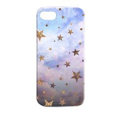 Nikki Strange Design - Cloudy Stars phone case
