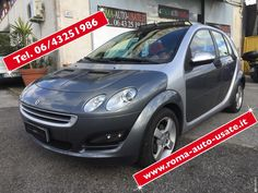 SMART FORFOUR 1.3 PASSION SOFTOUCH € 3'990'00