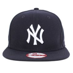 Boné New Era 9FIFTY Original Fit Strapback New York Yankees Navy 67151d05323