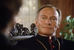 "The cardinal to  whom Ralph acknowledges his love for ""the Rose"" and states ""....with a body that moulds perfectly to mine.""  I thought that was one of the most amazing lines in the movie."