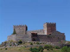 Castillo de Argüeso. Campoo (Cantabria)