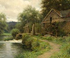 Louis Aston Knight (1873 – 1948)