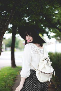 Melina Souza - Serendipity <3  FOREVER 21  <3  http://melinasouza.com/2015/10/20/forever-21-primavera-com-toque-boho-chic/  #FOREVER21 #Look #MelinaSouza #BohoChic