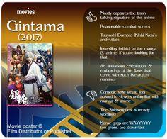 Movie Review - Gintama (2017)