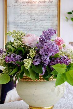 Beautiful arrangement .