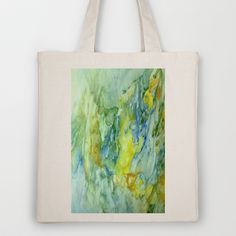 Undertow Tote Bag by Rosie Brown - $18.00