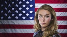 Mikaela Shiffrin replaces Lindsey Vonn in the Winter Olympics 2014
