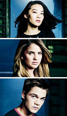 Teen Wolf season 4 promotional pictures.