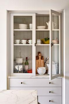built-in kitchen storage ideas