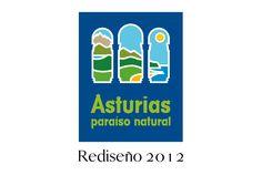 Última actualización de la imagen del Turismo de Asturias, paraíso natural.