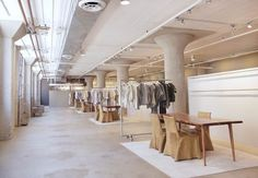 Findings Showroom | DMID, David McCauley Interior Design | Archinect