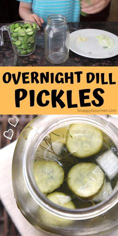 Homemade Refrigerator Pickles, Homemade Pickles, Refrigerator Pickle Recipes, Big Mac, Lemon Health Benefits, Water Benefits, Canning Pickles, Cucumber Recipes, Canning Recipes