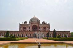 Tumba de Humayun, Nueva Delhi / Humayun's tomb, New Delhi India Travel, Taj Mahal, Building, New Delhi, Places, Buildings