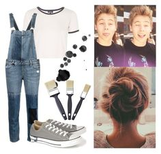"""""""Decorating your new home with Luke"""" by violetedison on Polyvore"""