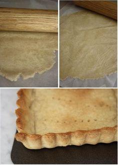 gluten-free crust recipe