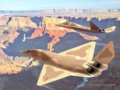 Northrop Grumman F/B-23 RTA.