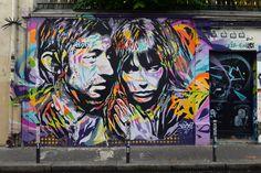 https://flic.kr/p/TWdYm1 | Paris Street Art | Rue de Verneuil