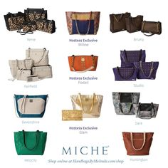 See The Hot New Miche Fall 2017 Collection Fallfashion Handbags Michefashion Going Out Of Businessall