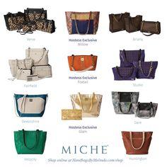 See the hot new Miche Fall 2015 Collection. #fallfashion #handbags #michefashion
