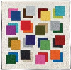 OUTSIDE THE BLOCK QUILT KIT