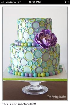 Cool cake... Mom i want this for my 8th grade graduation cake