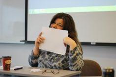 Aboriginal Studies Program Coordinator and professor at Georgian College Michelle :)