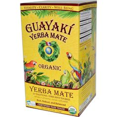 Guayaki Yerba Mate Tea - It is as easy to learn how to brew yerba mate as any other type of tea and just as easy to develop a love for the taste of this powerful beverage. Find a recipes at OrganicMate.net