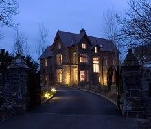 Luxury hotel holiday at Twr y Felin Hotel St Davids Pembrokeshire
