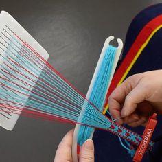 Band weaving kit Sunna 5