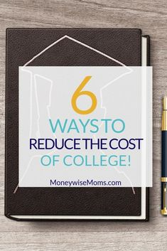 Plan ahead with your teen so you can spend less on college. These tips will help you reduce the cost so you can stretch your budget. #college #collegeplanning #financialaid #teens #savingmoney #budget College Costs, Saving For College, College Planning, Saving For Retirement, College Fun, Money Tips, Money Saving Tips, Earn Extra Income, Student Loan Debt