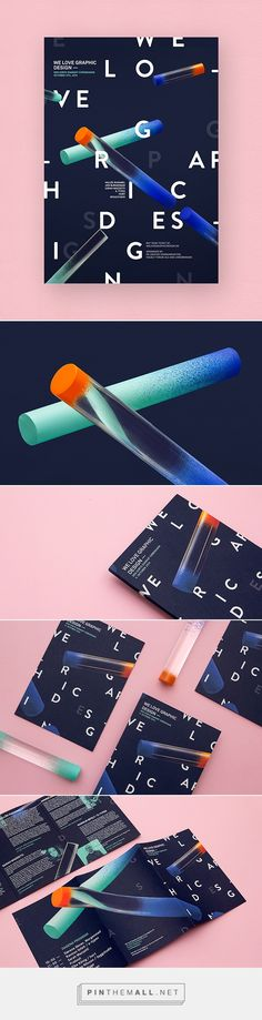 We Love Graphic Design on Behance... - a grouped images picture - Pin Them All