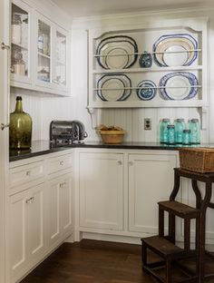 North Shore Antique traditional-kitchen