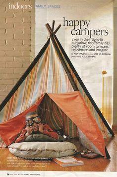 kid-tent-tutorial for babysitting