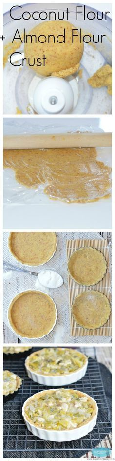 grain free pie text
