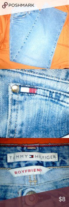 TOMMY HILFIGER BOYFRIEND JEANS TOMMY HILFIGER BOYFRIEND JEANS Tommy Hilfiger Jeans Boyfriend