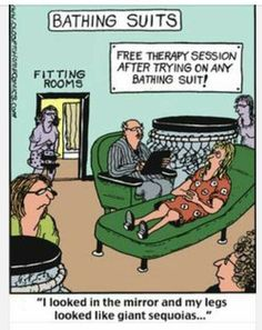 Today on Close to Home - Comics by John McPherson Close To Home Comic, Social Work Humor, Therapy Humor, Psychology Humor, Shopping Humor, Free Therapy, Relationship Memes, Look In The Mirror, Funny Cartoons