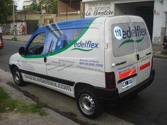 Grafica Vehicular - Edelflex SA