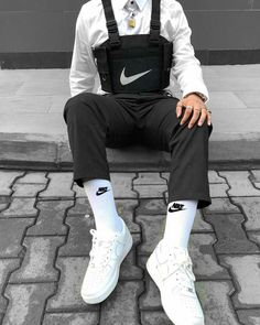 Great prices on stunning edgy mens fashion! Nike Outfits, Trendy Outfits, Cool Outfits, Fashion Outfits, Fashion Hair, Fashion Clothes, Fashion Beauty, Fashion Trends, Dope Fashion