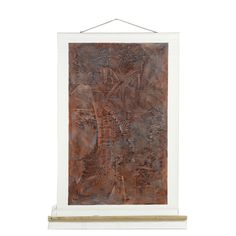 """Ricardo Morin Oil Painting on Linen Scroll """"Silence Four"""" Modern Masters, Braided Leather, American Artists, Vintage World Maps, Art Gallery, Museum, African, Oil, Abstract"""