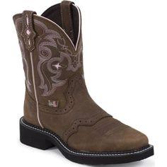 L9965 Women's Gypsy Western Justin Boots - Bay Apache
